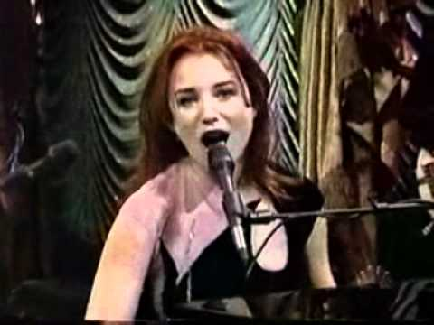 tori amos spark and interview leno 1998