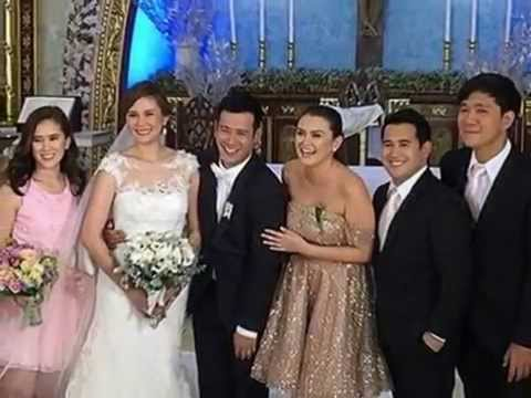 john prats and isabel oli wedding may 16 2015 youtube