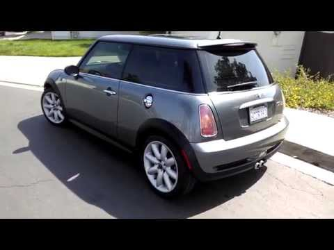 2004' MINI Cooper S  Supercharged
