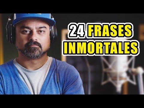 24 FRASES INMORTALES DE NACH