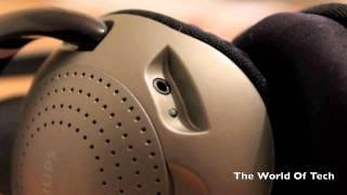 pHILIPS SHC2000 Wireless Headphones Review