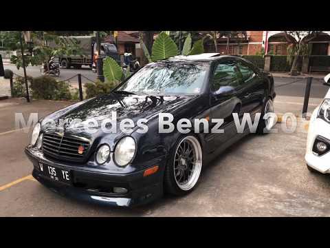 Ars Vlog | Mercedes Benz W208
