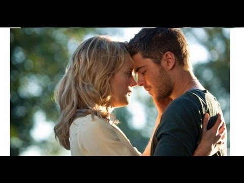 The Lucky One MOVIE Trailer (Romance - Zac Efron, Taylor Schilling)
