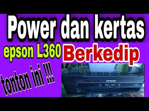epson-l360-power-dan-kertas-berkedip