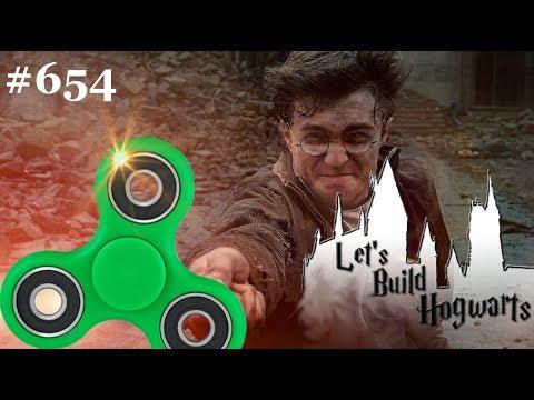 Harry Potter TRENDS | Let's Build Hogwarts #654