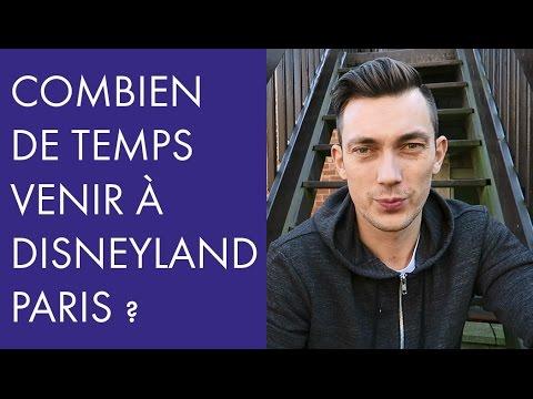Combien de temps venir disneyland paris youtube - Combien de panneau stop dans paris ...