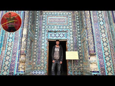 Travel Samarkand Uzbekistan - Ep 191