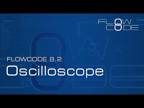 Oscilloscope In Flowcode 8.2