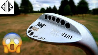 THE MOST EXPENSIVE WEDGE IN THE WORLD (PXG 0311T MILLED) REVIEW