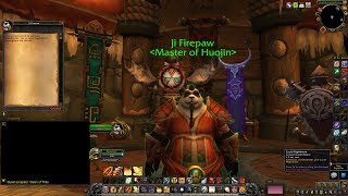 Patch 8.2.5 Stormwind And Orgrimmar Embassy Changes
