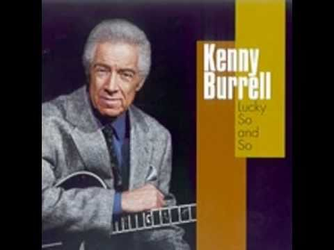 Kenny Burrell Guitarist.mpg