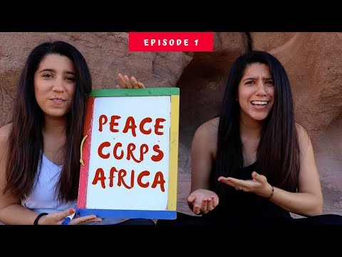 We're Moving to Africa! | Peace Corps