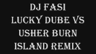 Lucky dube vs usher burn remix -