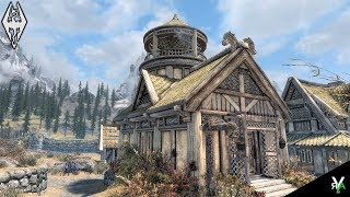 SHEZRIE'S BREEZHOME: Home Overhaul!!- Xbox Modded Skyrim Mod Showcase