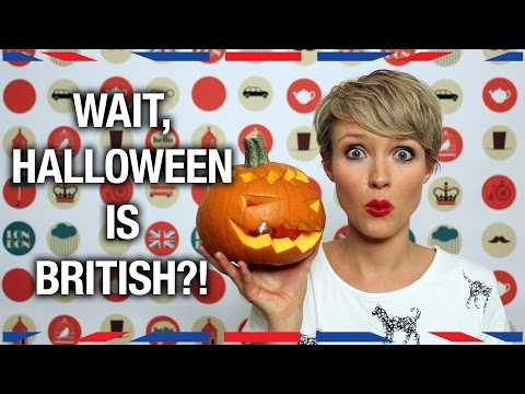 Why Halloween's Really British - Anglophenia Ep 41