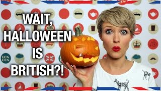 Why Halloween's Really British  Anglophenia Ep 41