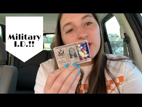 Military ID | Day Off