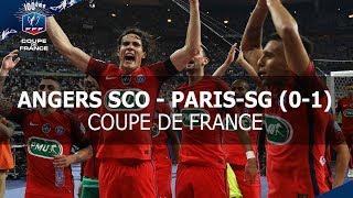 Finale de la Coupe de France: SCO Angers-Paris SG 0-1, : le résumé