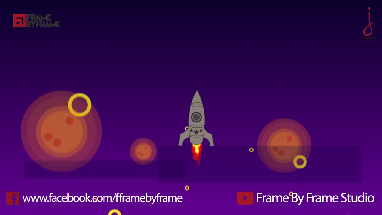 Rocket_AE Motion Graphics : Frame by Frame (Jit Debnath