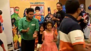 Birthday Party Games for Kids in Pune