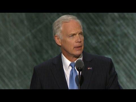 "Sen. Ron Johnson: Clinton lied ""repeatedly"""