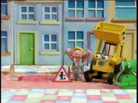 Bob el constructor una carrera imaginaria youtube - Bob el manitas ...
