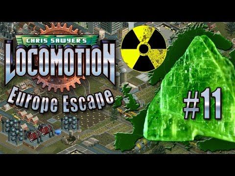 Chris Sawyer's Locomotion: Europe Escape - Ep. 11: URANIUM FEVER