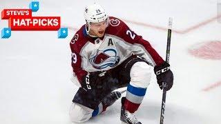 Top 3 NHL Plays of The Week | Steve's Hat-Picks