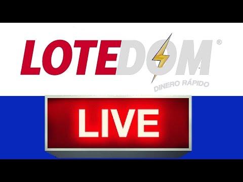 En Vivo 1:55  Lotería LOTEDOM De Hoy 03 De Septiembre  Del 2020