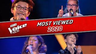 TRENDING BLINDS IN 2020 🔥TOP 10 | The Voice Kids