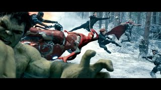 Marvel's Avengers: Age of Ultron Featuring SPIDERMAN (HD)