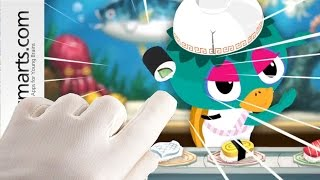 Sushi Master - TO-FU Oh!SUSHI - best app demo for kids