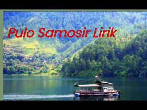 Pulo Samosir Lirik Versi Rege