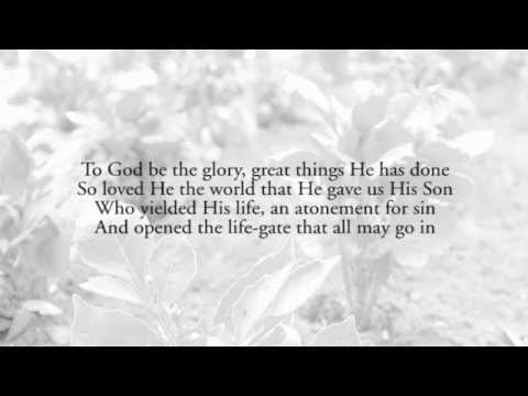 Great Things - Sovereign Grace
