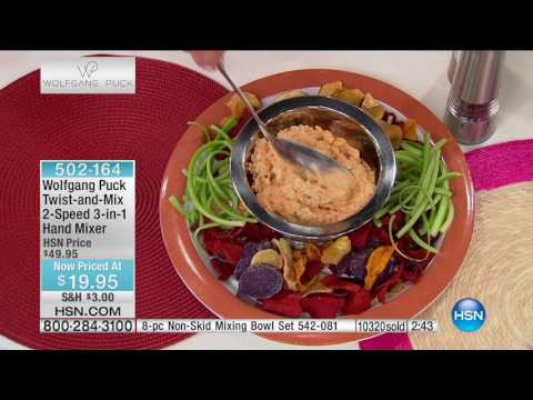 HSN | Chef Wolfgang Puck 06.04.2017 - 03 PM