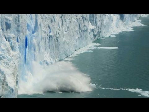 Shocking glacier calving huge wave 2017 | iceberg collapse | shockwave (2/2)