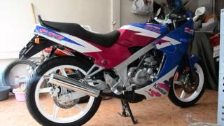 Kawasaki Kr Sse 1995