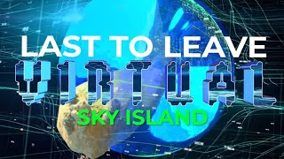 Last to Leave VR Island Wins $1000