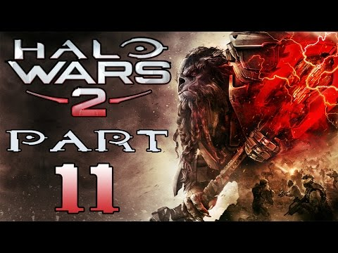 "Halo Wars 2 - Let's Play - Part 11 - ""The Foundry"""