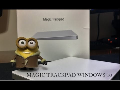 Apple Magic Trackpad 2 On Windows PC