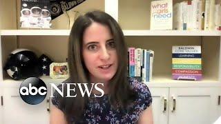 Former White House strategist and Navy pilot shares tips for raising strong girls