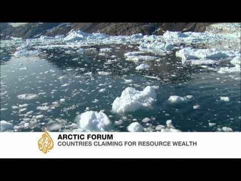 Scrambling for the Arctic