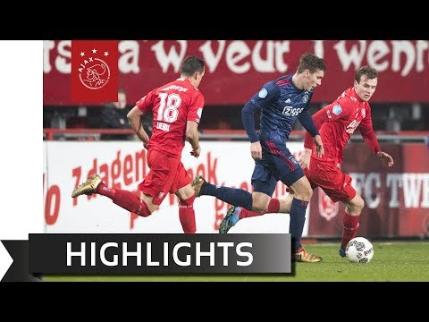 Highlights FC Twente - Ajax