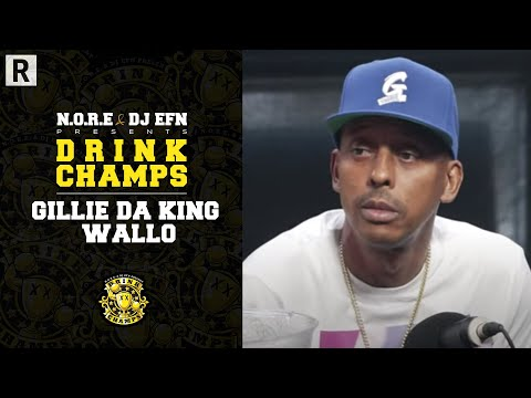 Gillie Da King On Birdman & Leaving Cash Money, Wallo On Prison, The Youth & More   The Drink Champs