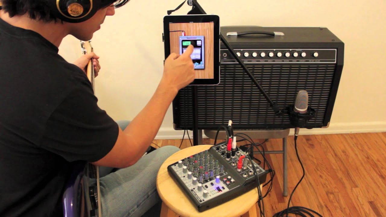 Recording Studio App For Iphone