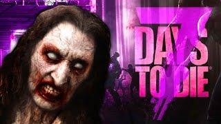 FREAKY WITCH LADY ★ 7 Days to Die - Alpha 15 (7)