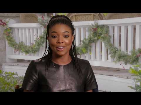 Almost Christmas  Gabrielle Union interview