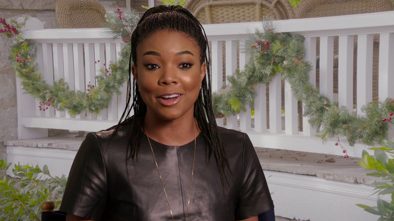 Almost Christmas Gabrielle Union.Almost Christmas Gabrielle Union Interview