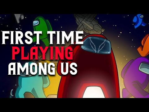 First time playing Among Us, Without knowing how to play | Among Us Livestream