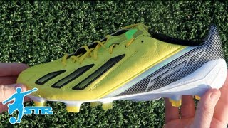 Messi adidas F50 Unboxing - STRskillSchool